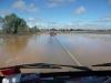 Nullarbor Highway überflutet