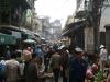 Wildes Markttreiben in Hanoi
