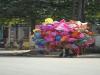 Luftballonverkauf zum Chinese New Year